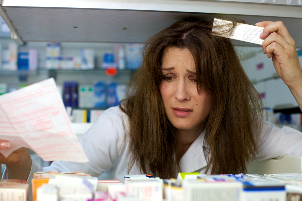 Why you shouldn't worry so much about the pharmacy profession and start working harder