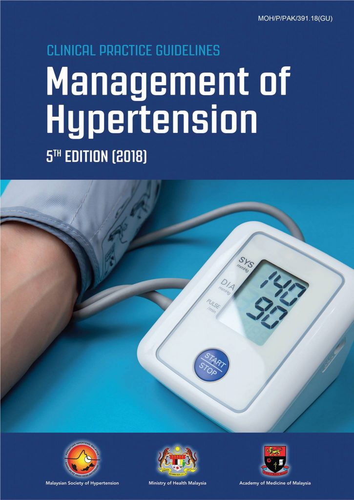 2018 Management of Hypertension (5th Edition) - MPS Young..
