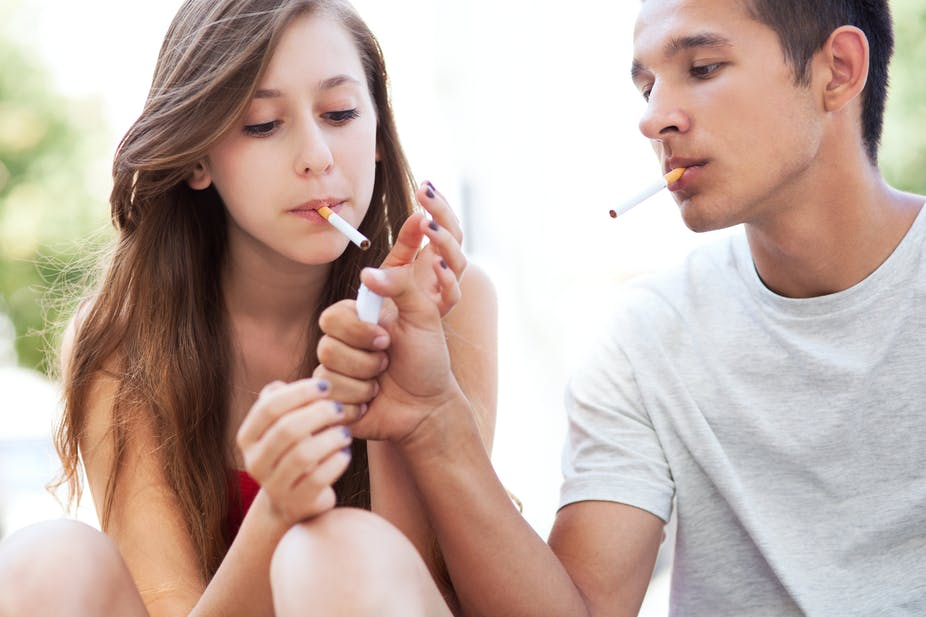 Ending Tobacco Addiction by the Tobacco Free Generation, Endgame Paradigm: Introductory Paper & Opportunities for Youth Leadership