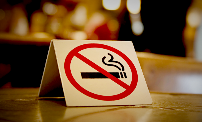 Smoking Ban (Officially) Starting July 1