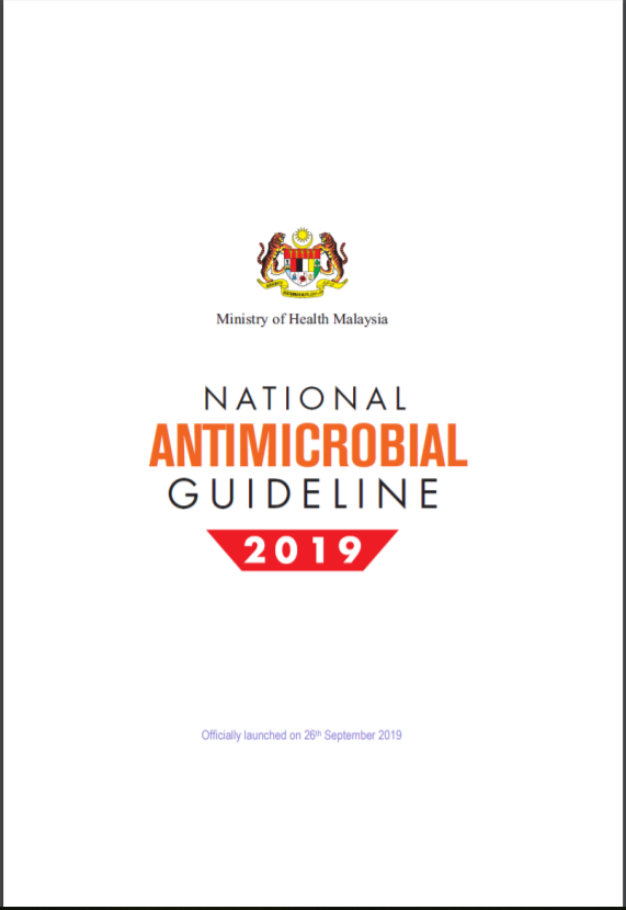 National Antimicrobial Guideline 3rd Edition 2019