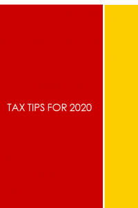 cover photo tax tips