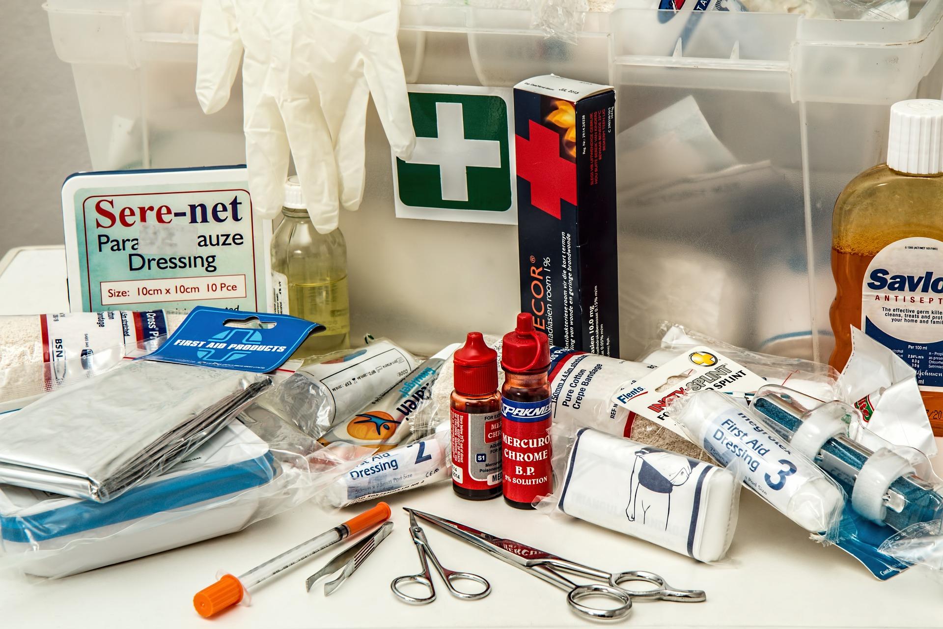 Pandemic Struggles Vol 3: Medical Assistants